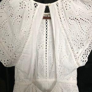 8da393c16214 Zimmermann Other - Zimmerman white cotton romper
